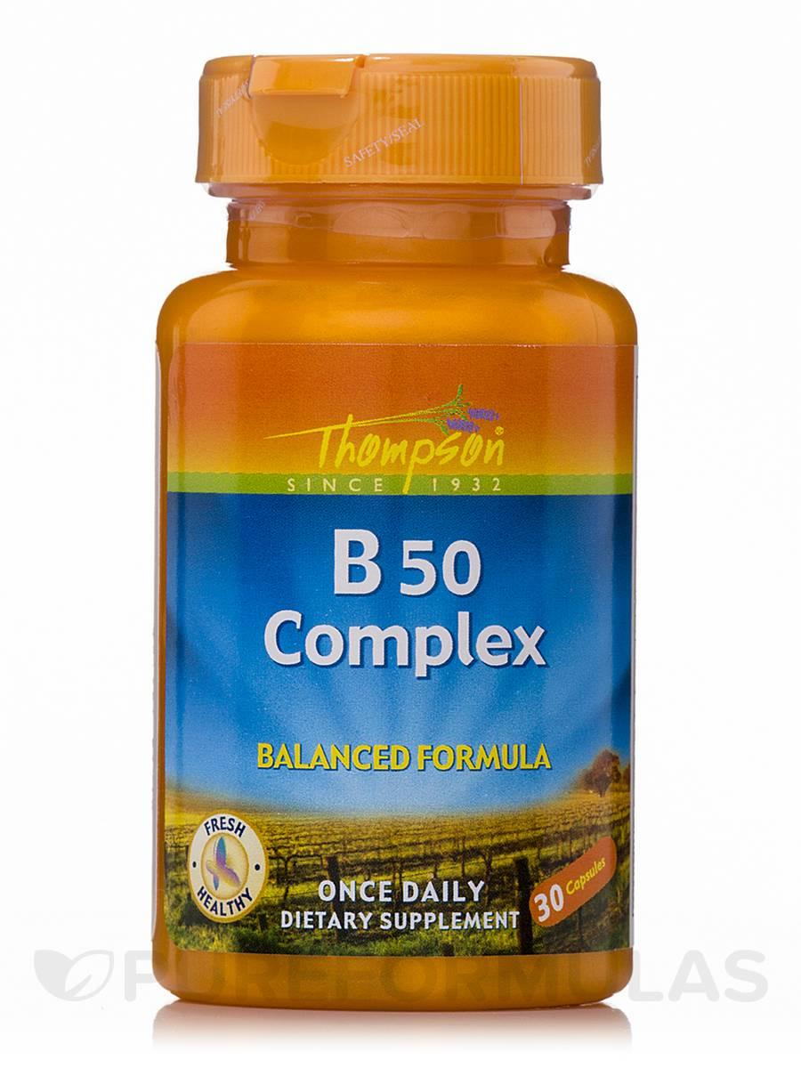 B 50 complex