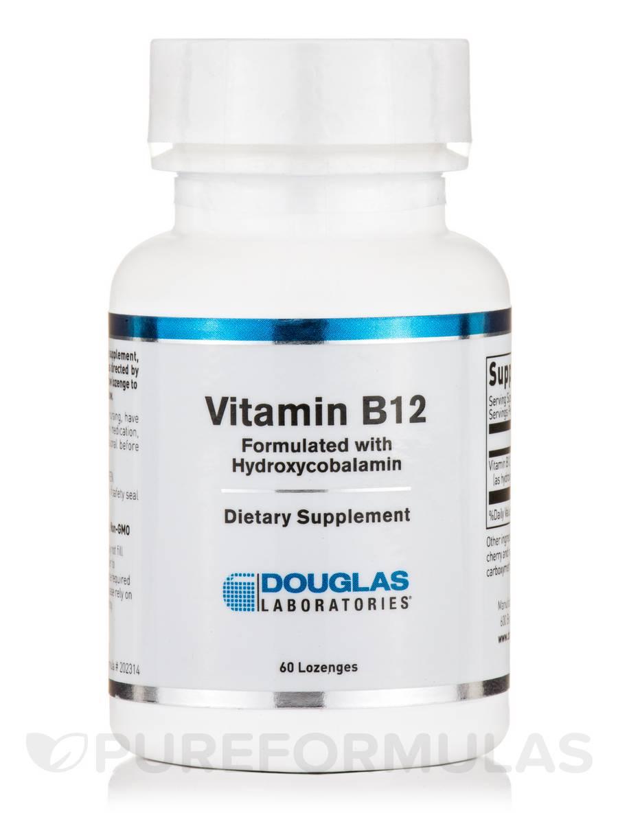 Vitamin B12 - 60 Tablets