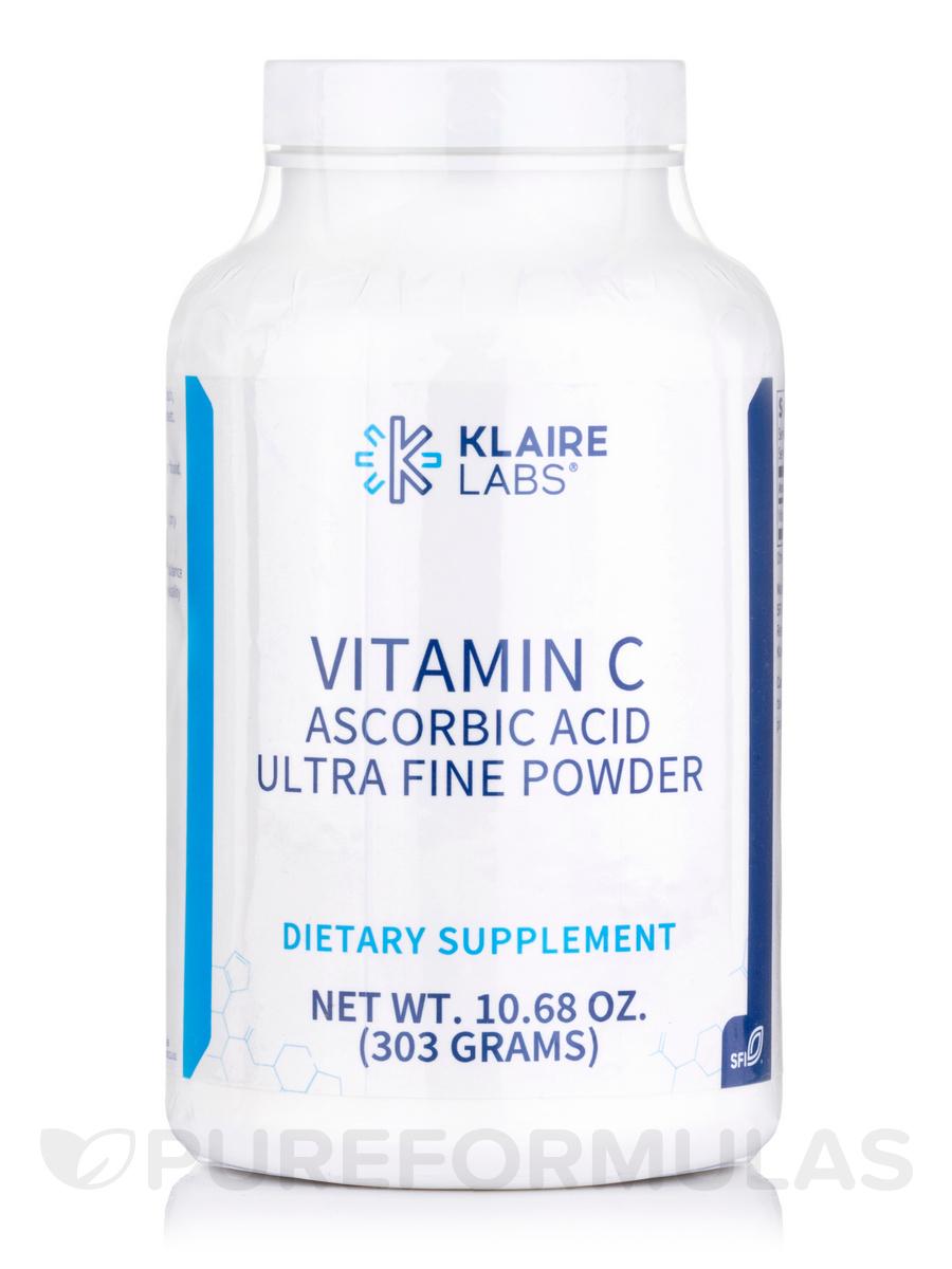 Vitamin C Powder - 8.8 oz (250 Grams)