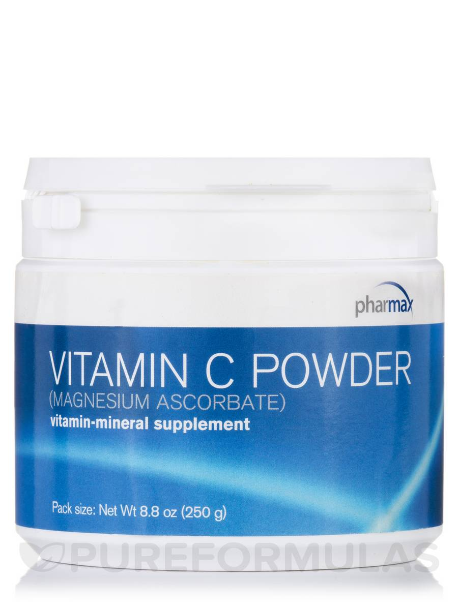 Vitamin C Powder (Magnesium Ascorbate) - 8.8 oz (250 Grams)