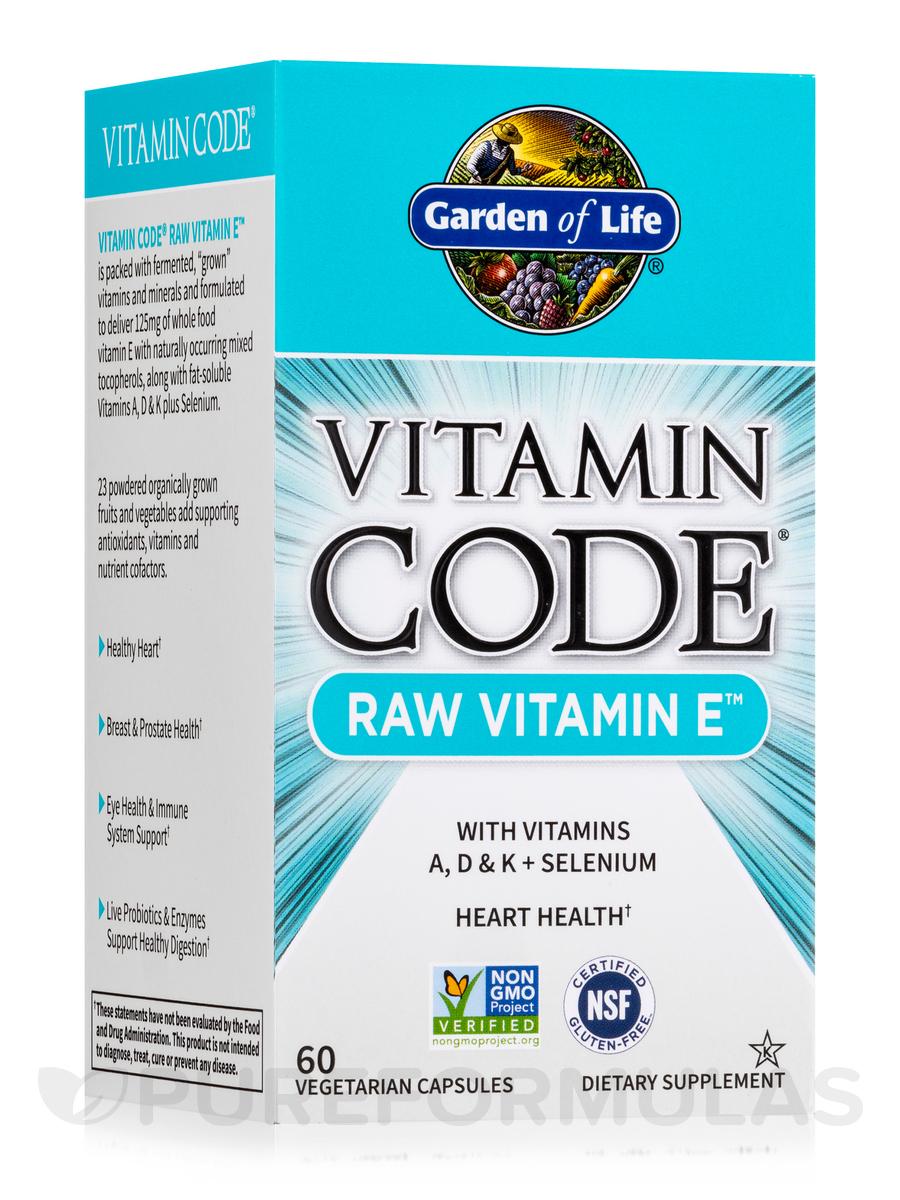 Life brand vitamin e