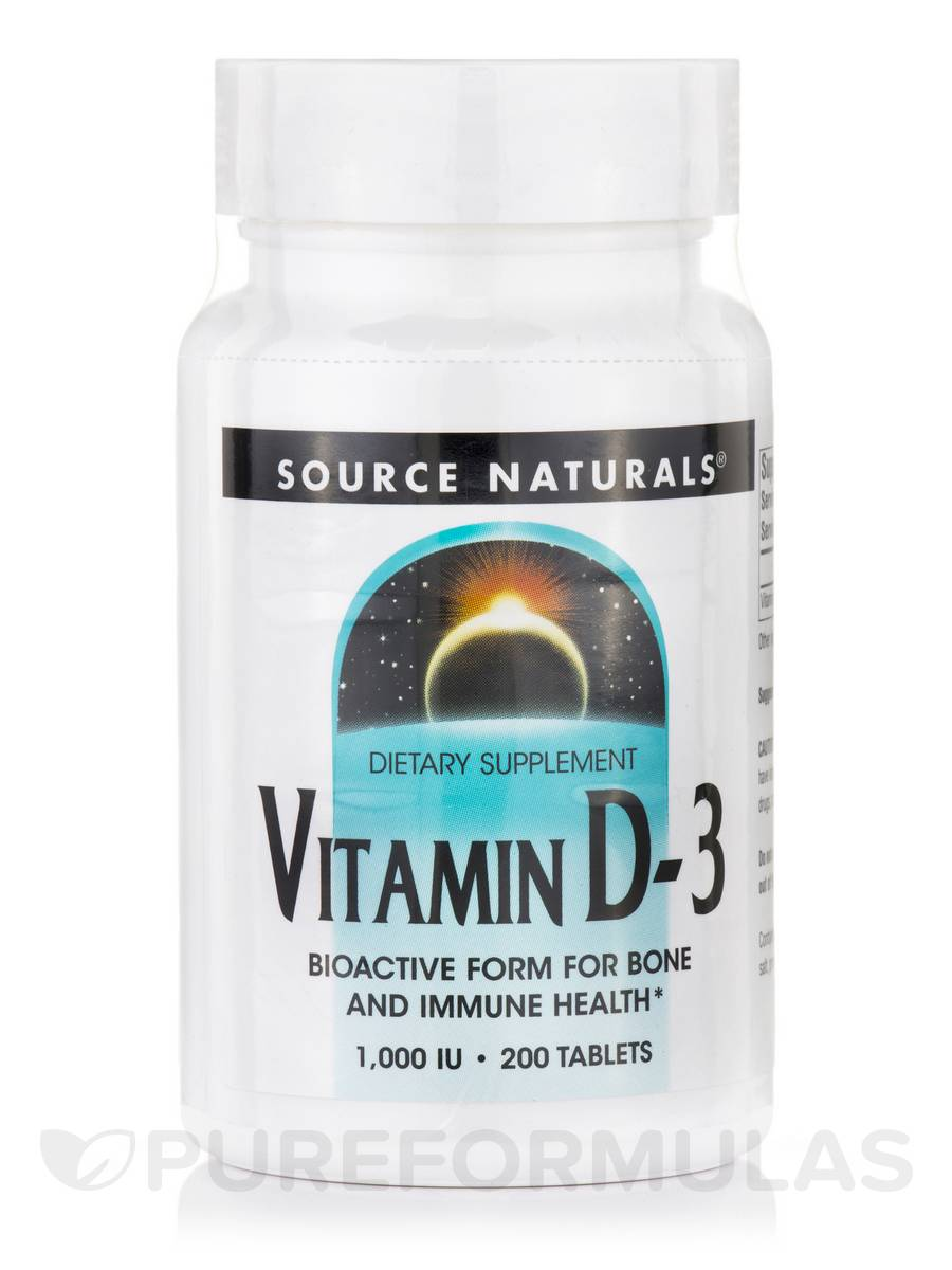 Source Naturals Vitamins Reviews