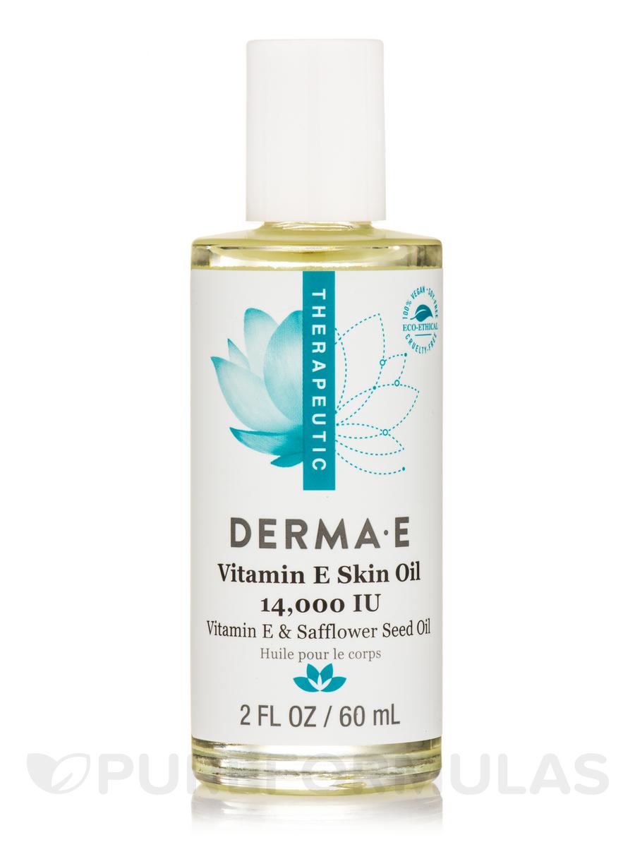 Vitamin E Skin Oil 14 000 IU - 2 fl. oz (60 ml)
