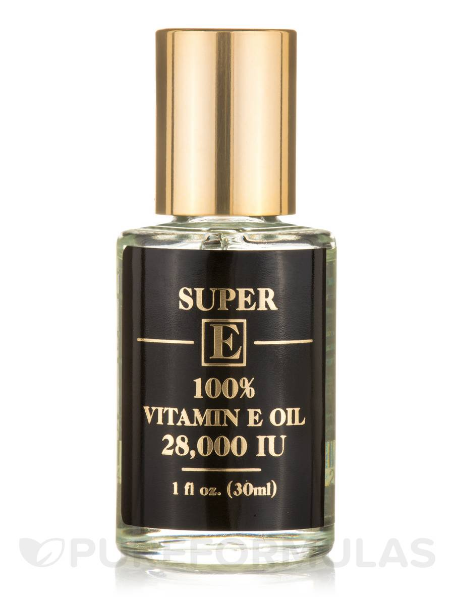 Vitamin E-Skin Oil Liquid 28,000 IU - 1 fl. oz (30 ml)