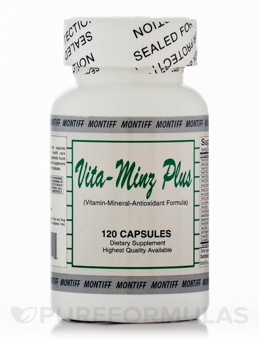 Vita-Minz Plus - 120 Capsules