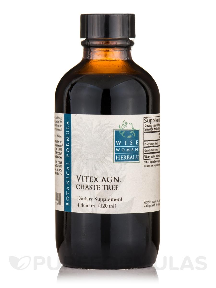 Chaste Tree (Vitex agnus-castus) - 4 fl. oz (120 ml)