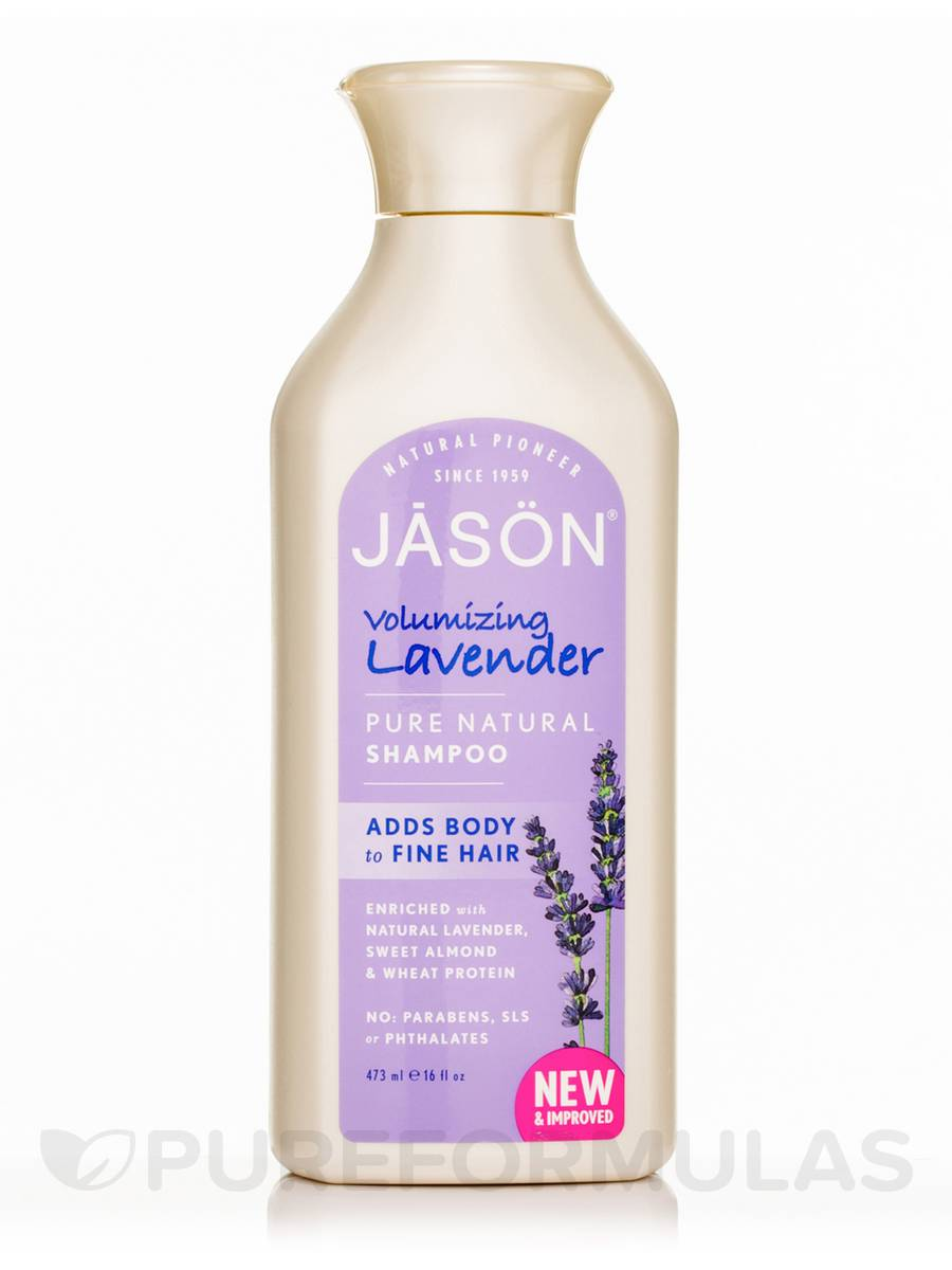 Volumizing Lavender Shampoo - 16 fl. oz (473 ml)