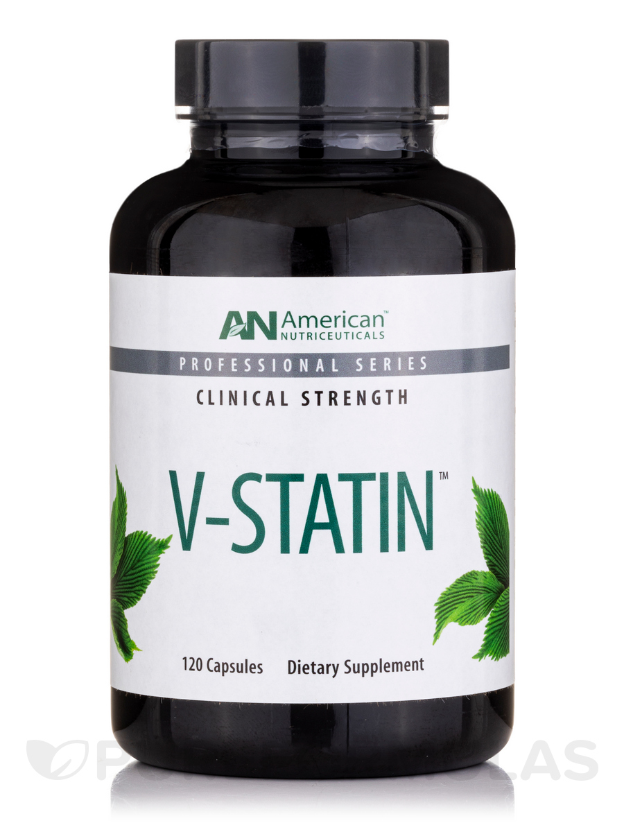V-Statin™ - 120 Capsules