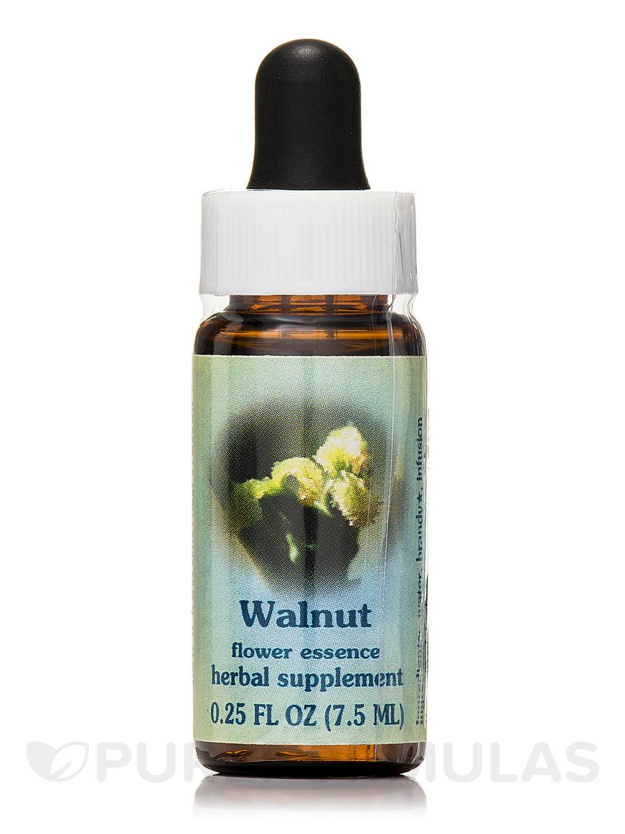 Walnut Dropper - 0.25 fl. oz (7.5 ml)