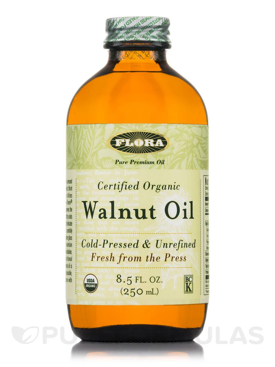 Walnut Oil - 8.5 fl. oz (250 ml)
