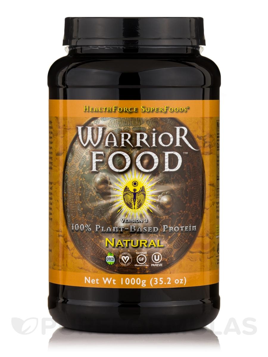 Warrior Food Natural Vegan Protein