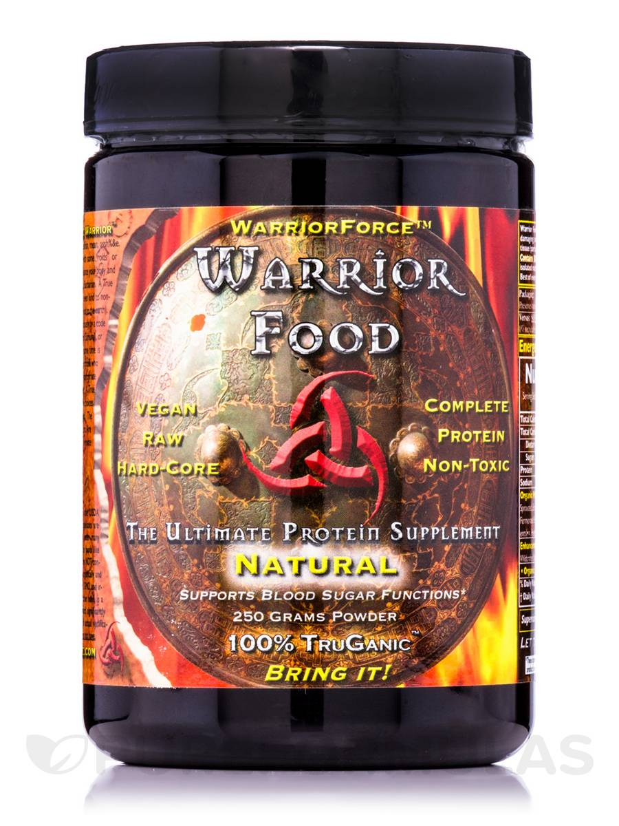 Warrior Food Natural Vegan Protein