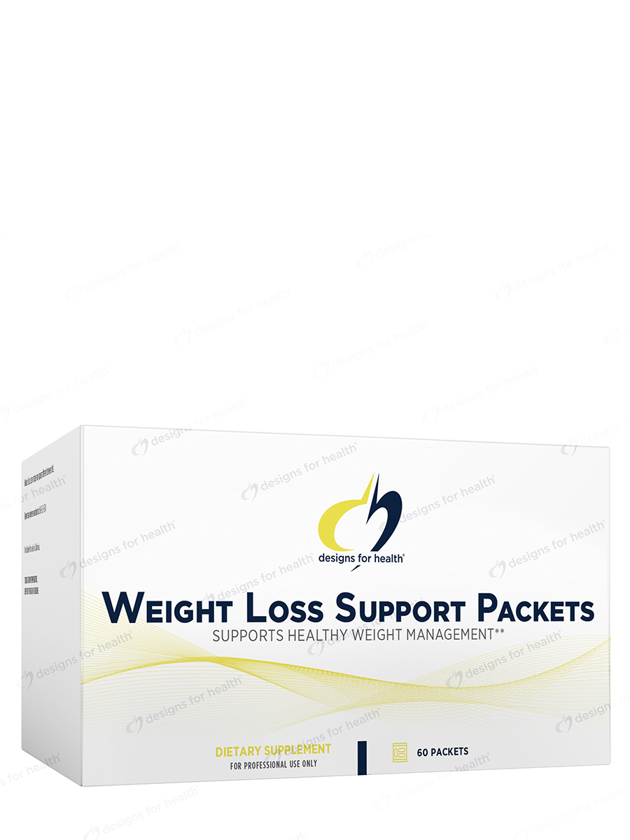 Weight Loss Support - Box of 60 Packets