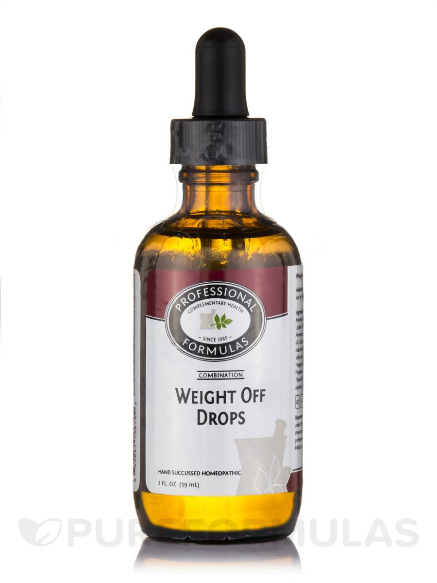 Weight Off Drops - 2 fl. oz (59 ml)