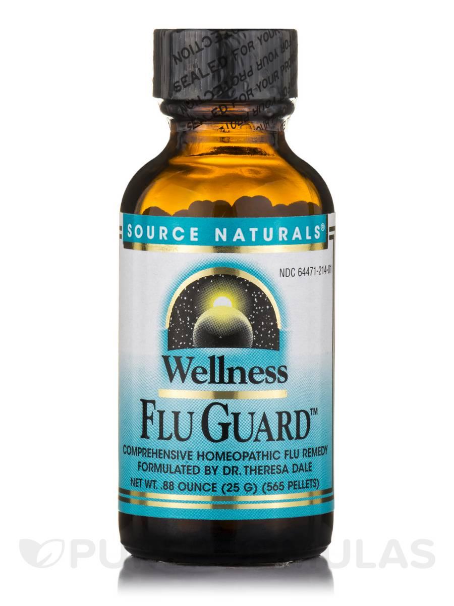 Wellness Flu Guard - 0.88 oz (565 Pellets)