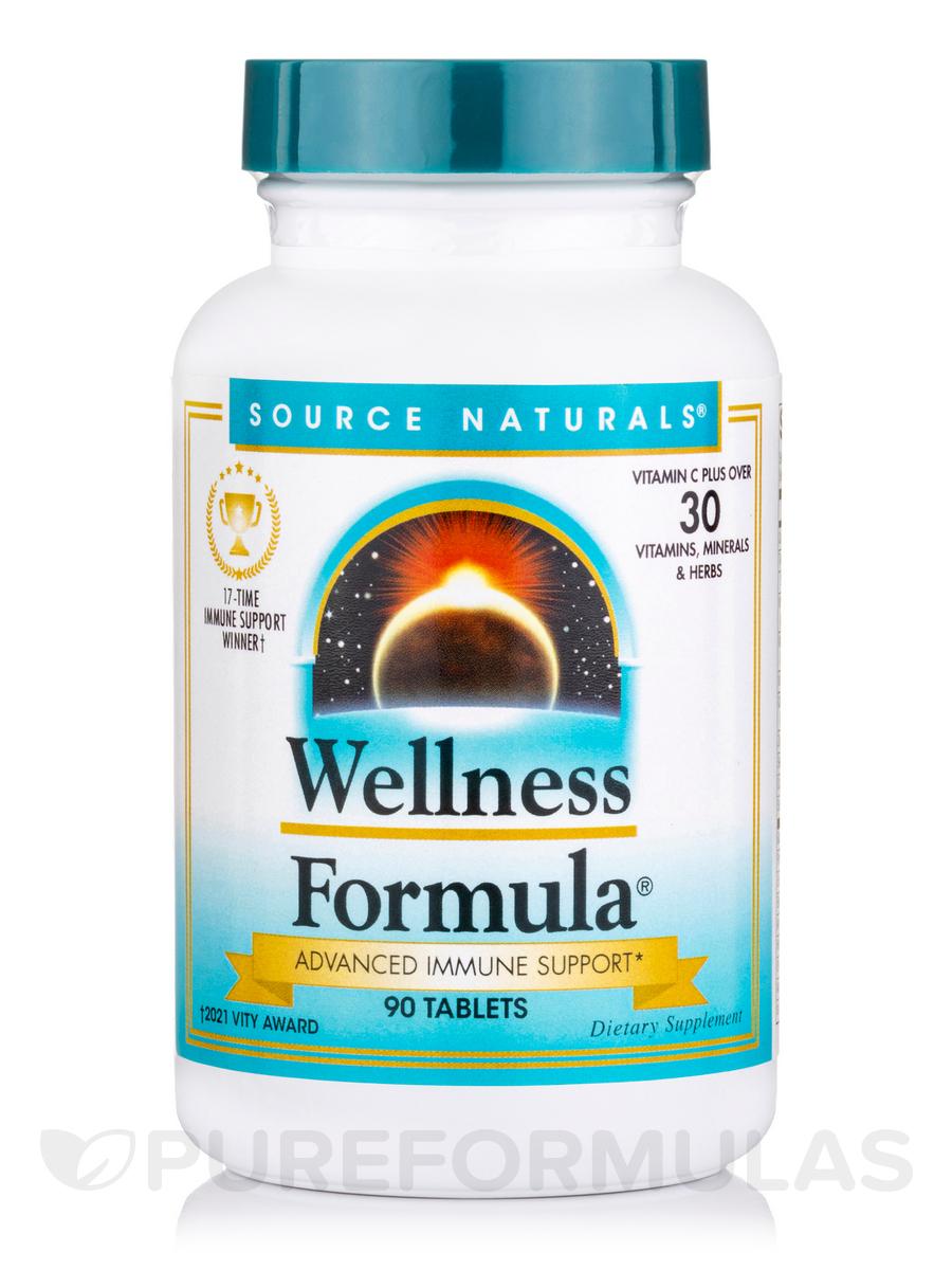 Wellness Formula - 90 Tablets