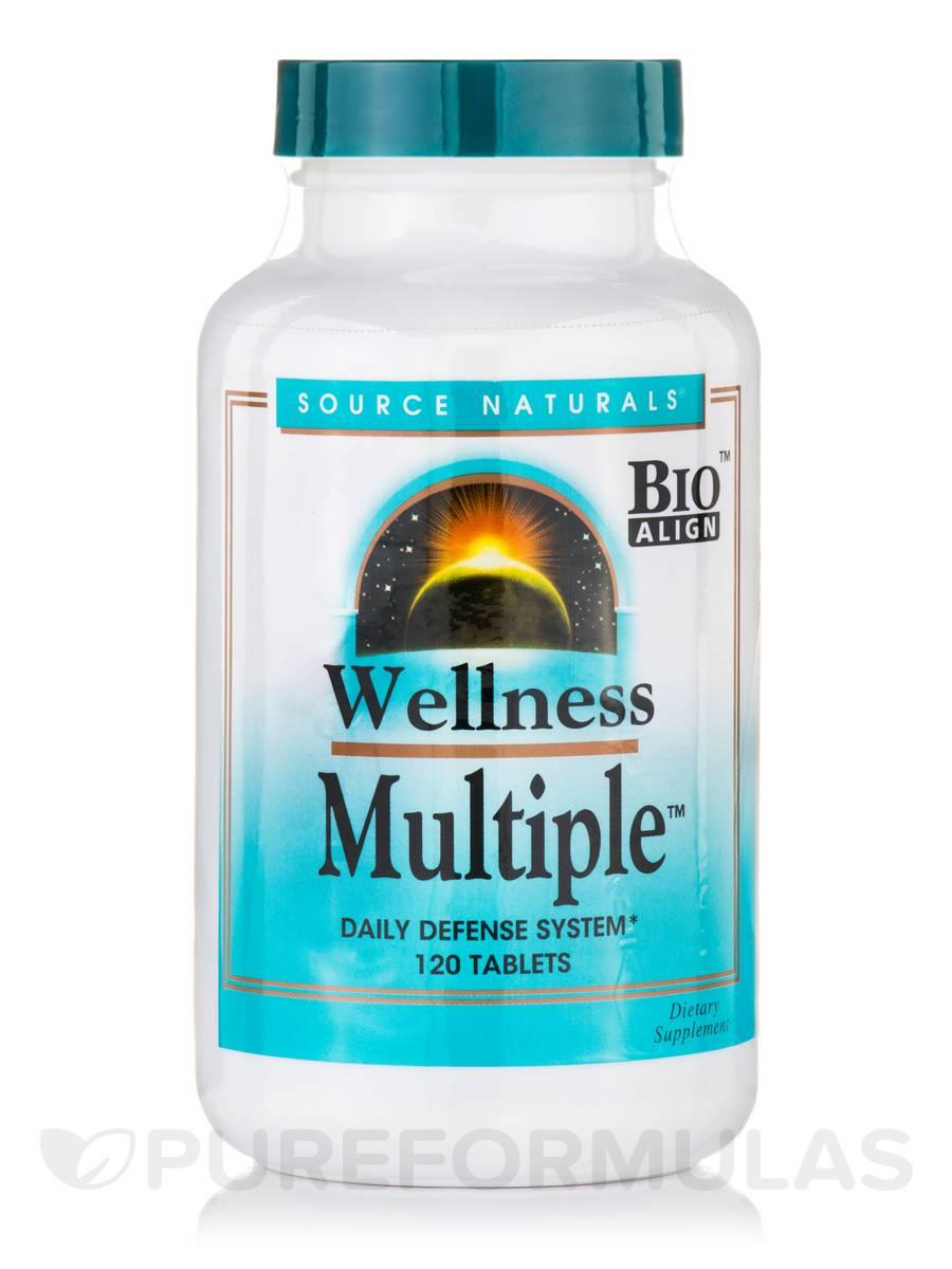 Wellness Multiple - 120 Tablets