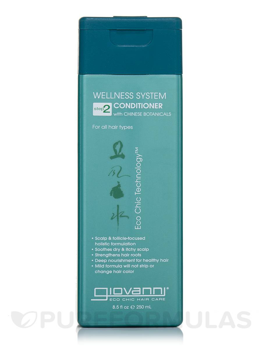 Wellness System Conditioner with Chinese Botanicals - 8.5 fl. oz (250 ml)