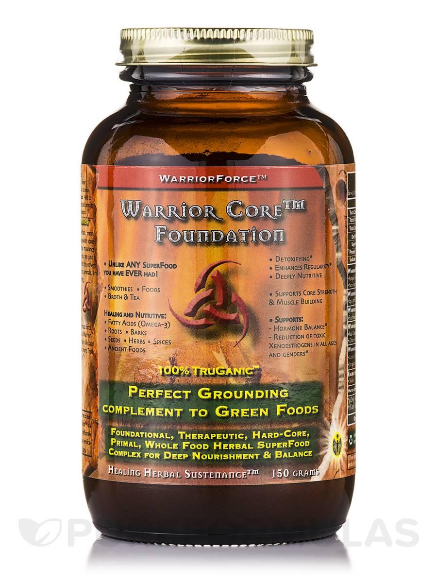 Warrior Force™ Warrior Core™ Foundation Powder - 150 Grams