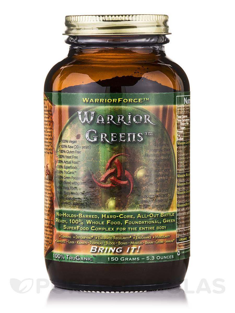 Warrior Force™ Warrior Greens™ Powder - 5.3 oz (150 Grams)