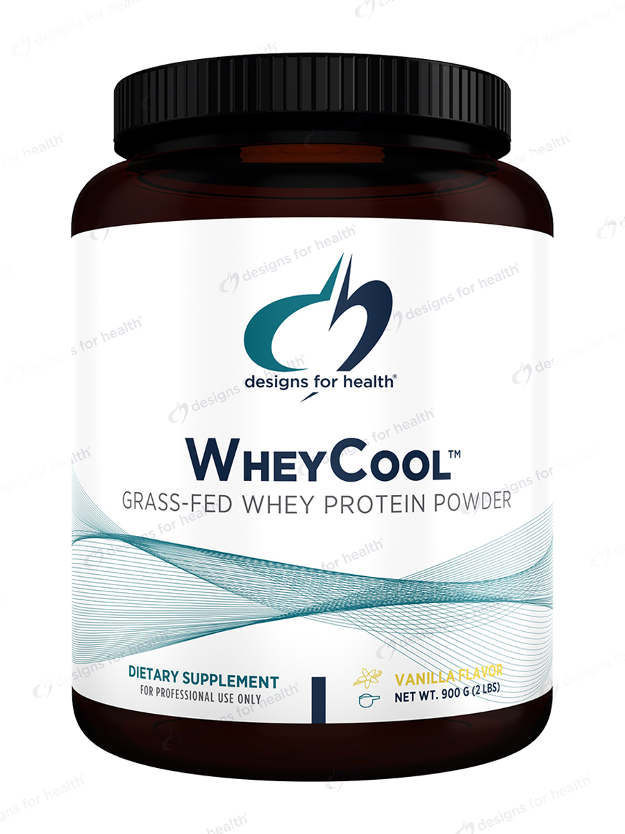Whey Cool Vanilla Flavor Powder - 900 Grams (2 lbs)