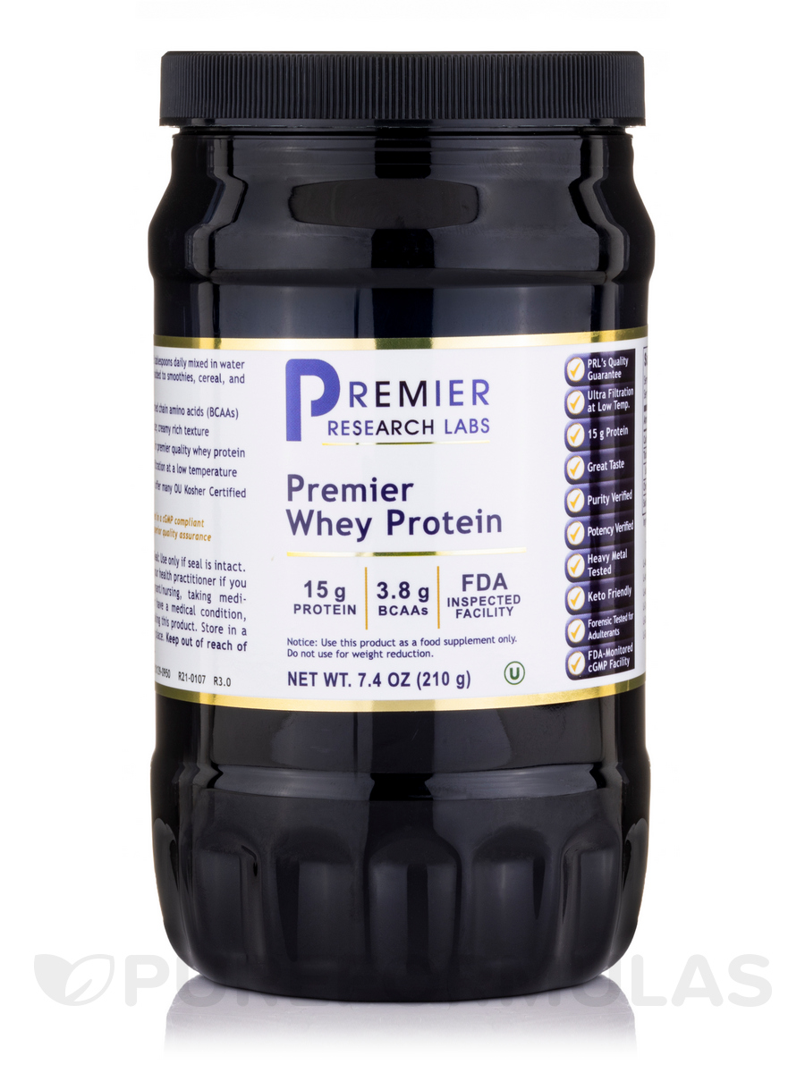 Whey Peptein - 10 oz (280 Grams)