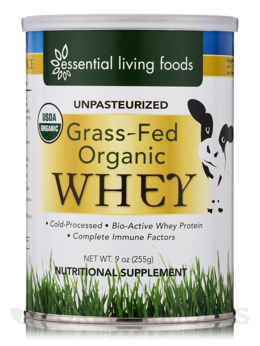 Whey Protein Powder - 9 oz (255 Grams)