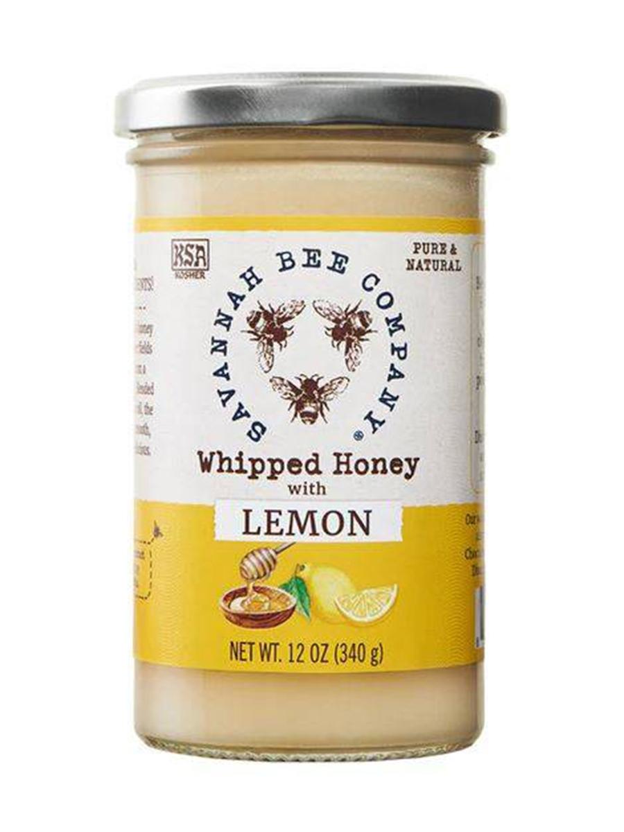 Whipped Honey with Lemon - 12 oz (340 Grams)