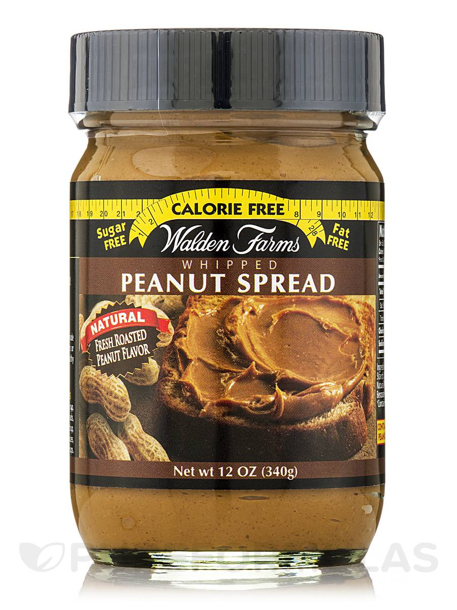 Whipped Peanut Spread Jar - 12 oz (340 Grams)