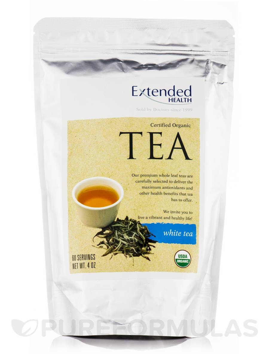 White Tea Organic - 4 oz