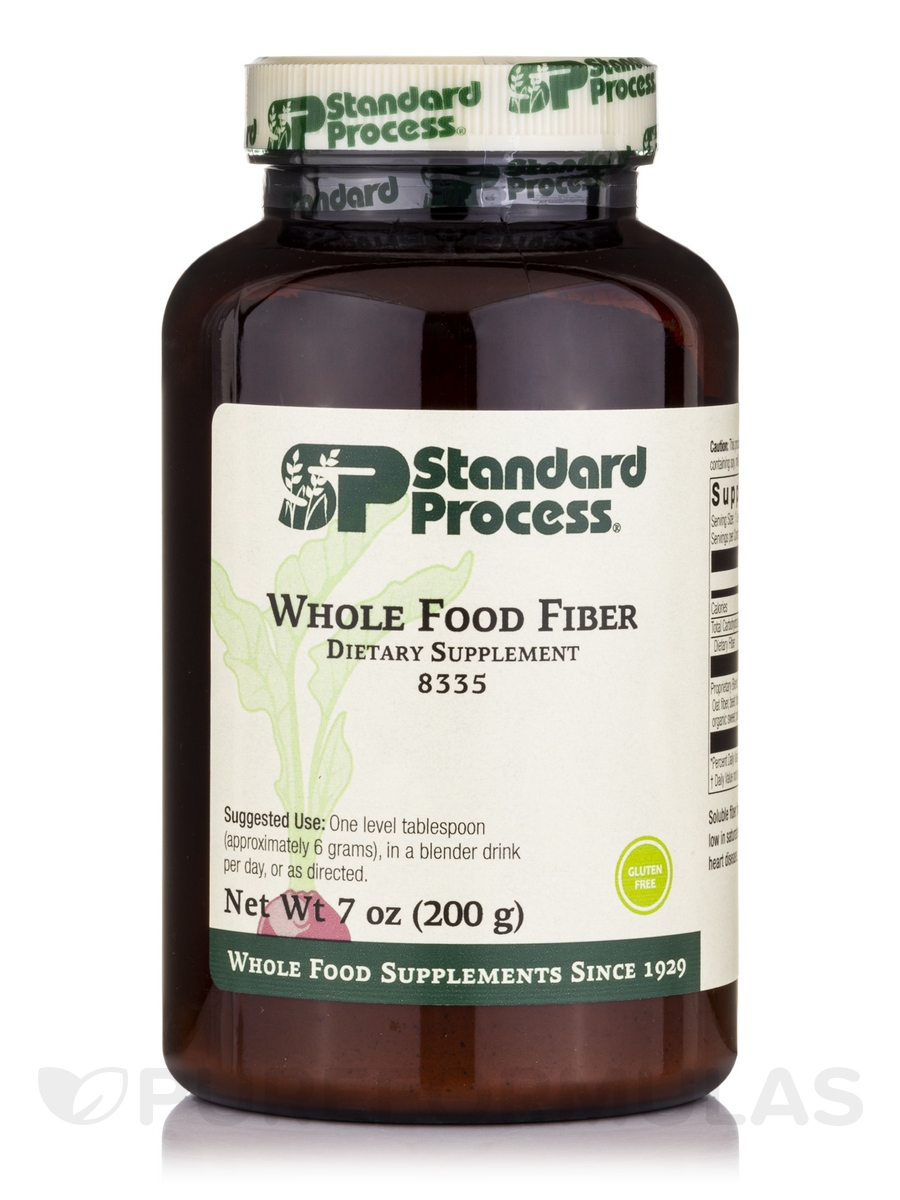 Whole Food Fiber - 7 oz (200 Grams)