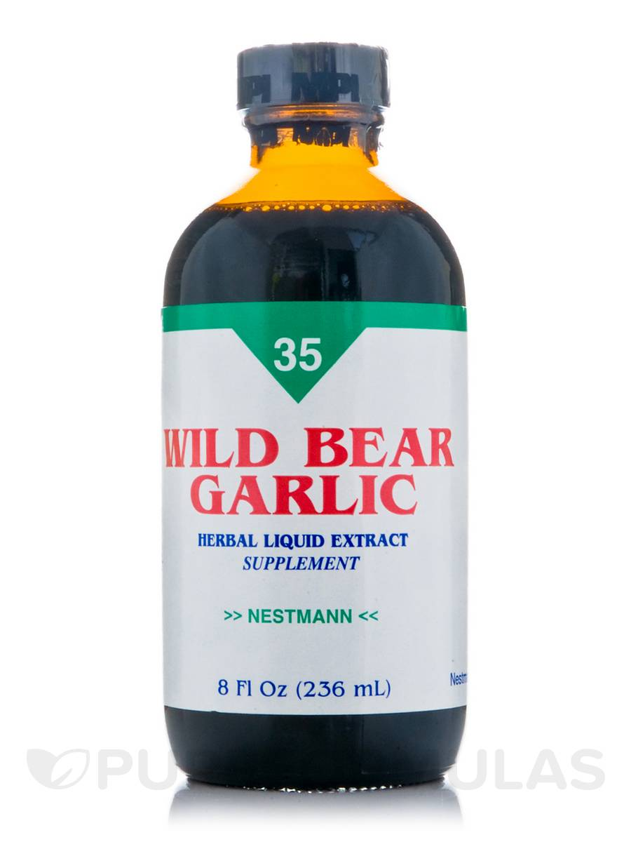 Wild Bear Garlic - 8 fl. oz (236 ml)