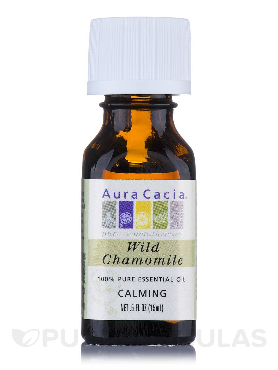 Wild Chamomile Essential Oil (ormenis multicaulls) - 0.5 fl. oz (15 ml)