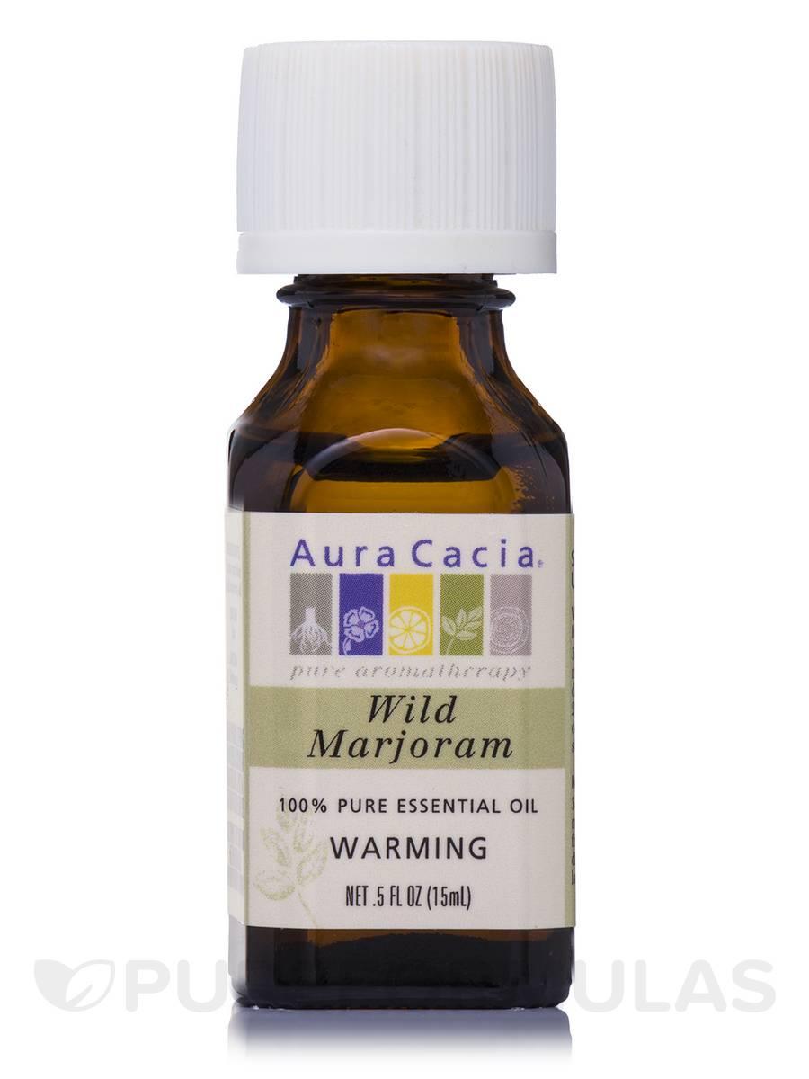 Wild Marjoram Essential Oil (thymus masticina) - 0.5 fl. oz (15 ml)