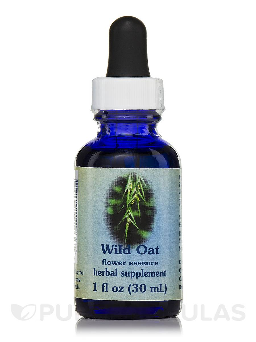 Wild Oat Dropper - 1 fl. oz (30 ml)