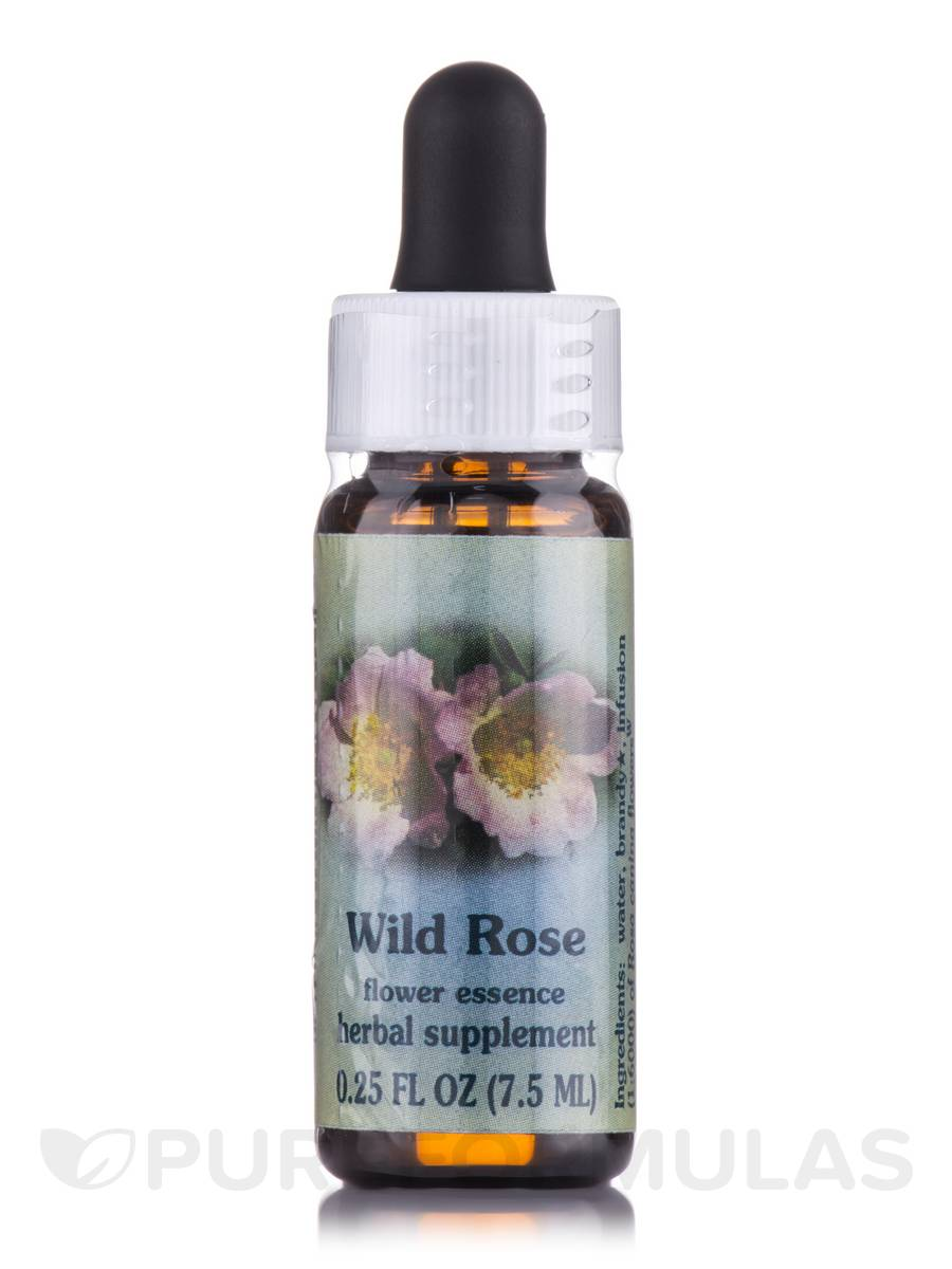 Wild Rose Dropper - 0.25 fl. oz (7.5 ml)