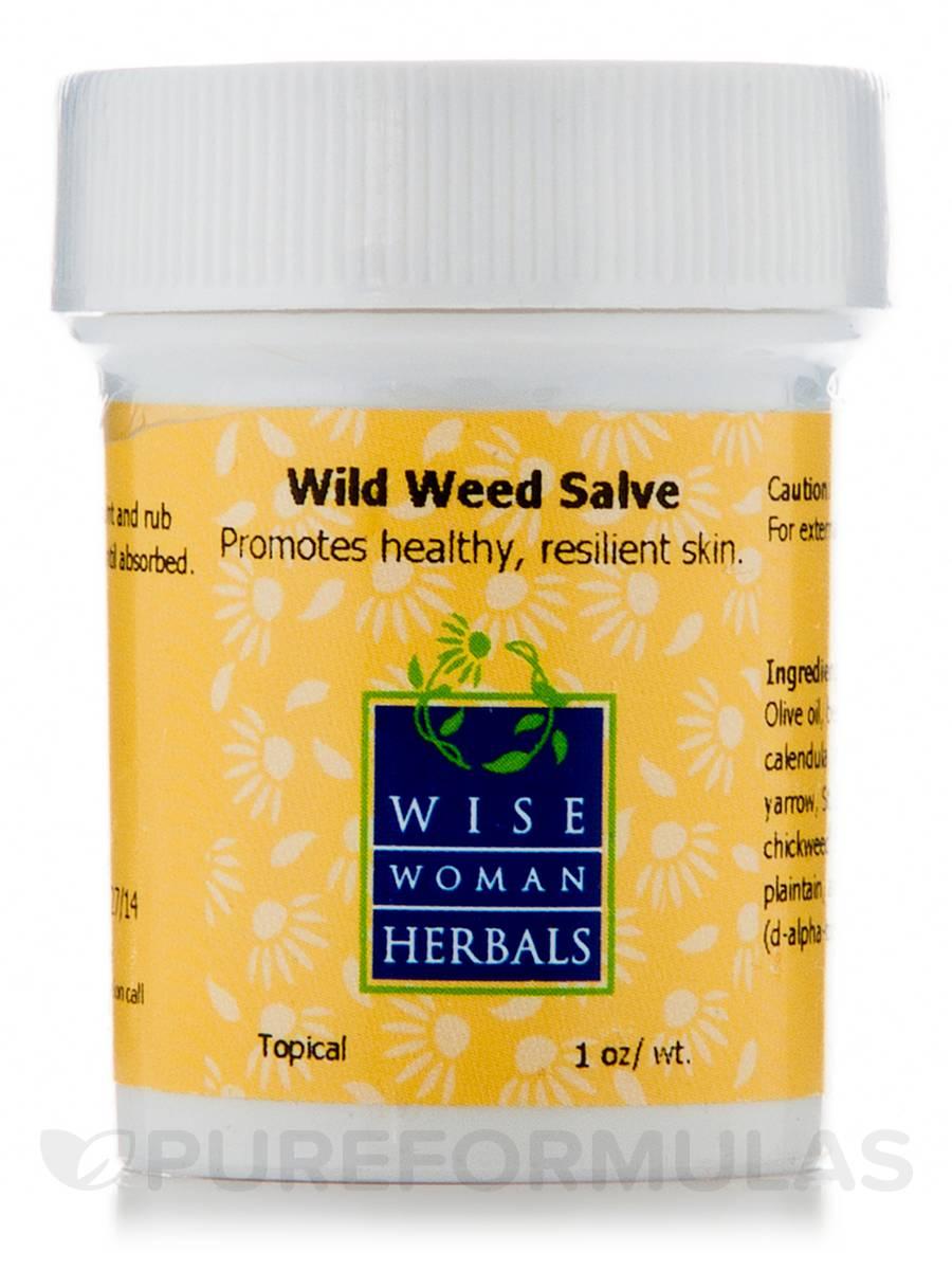 Wild Weed Salve - 1 oz
