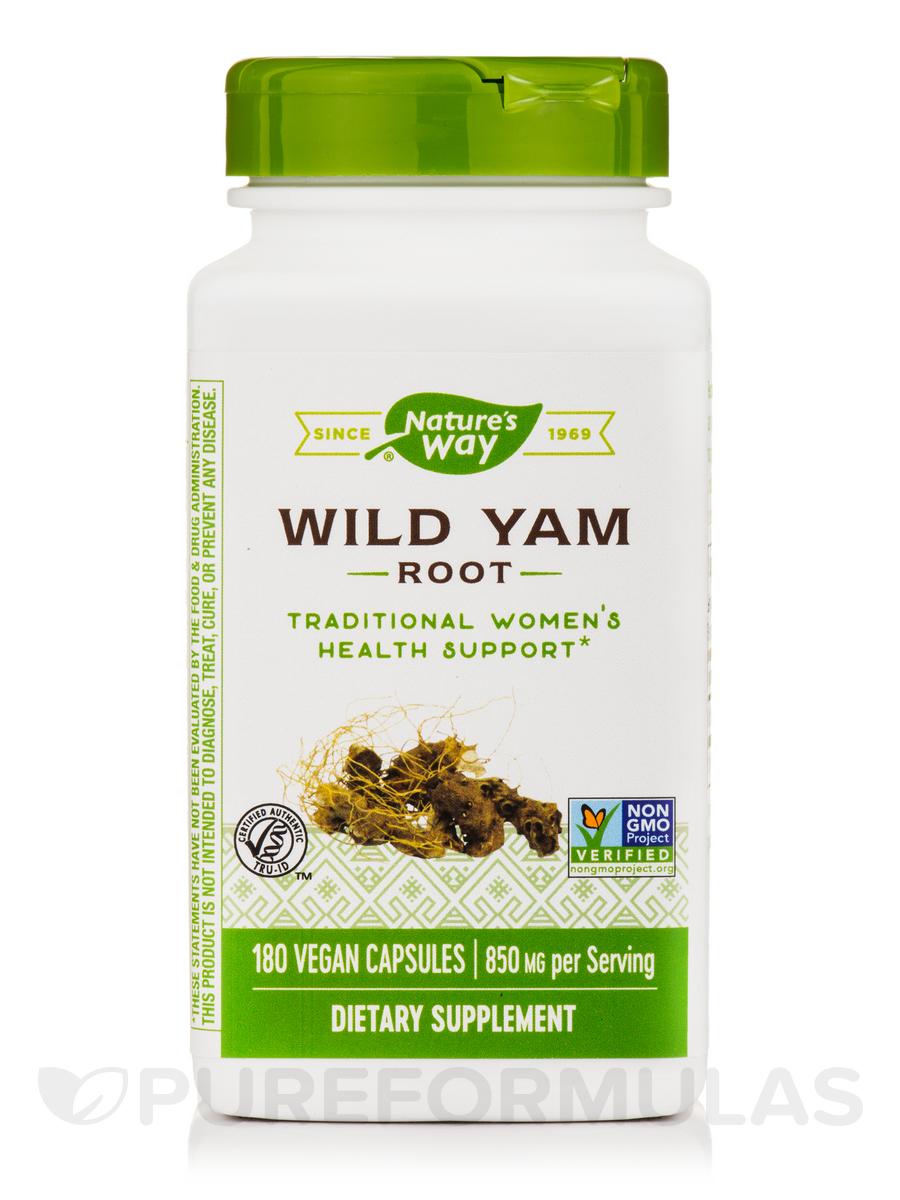 Wild Yam - 180 VCaps