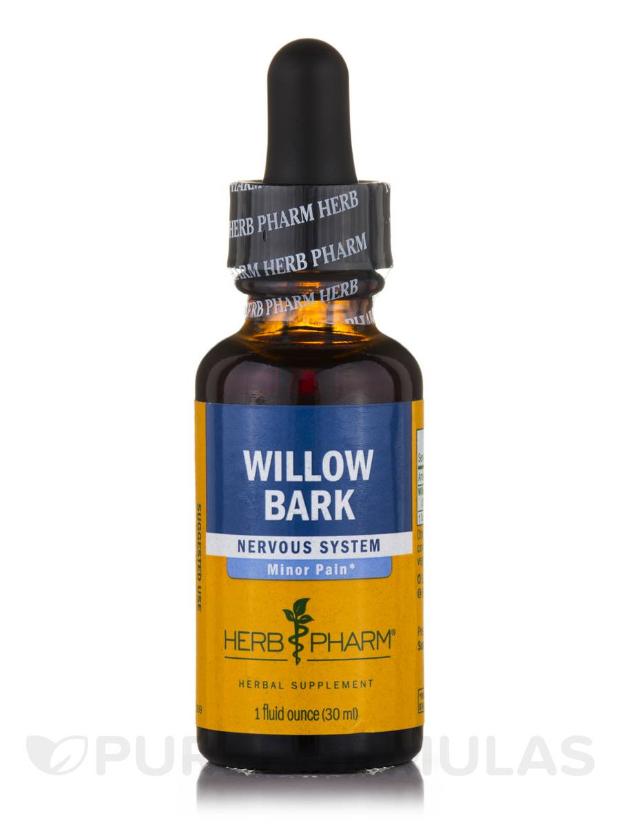 Willow Bark - 1 fl. oz (30 ml)