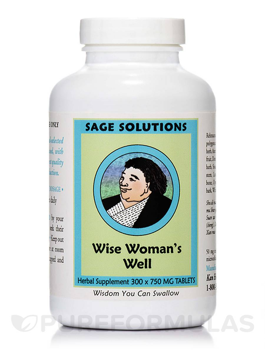 Wise Woman's Well - 300 Tablets
