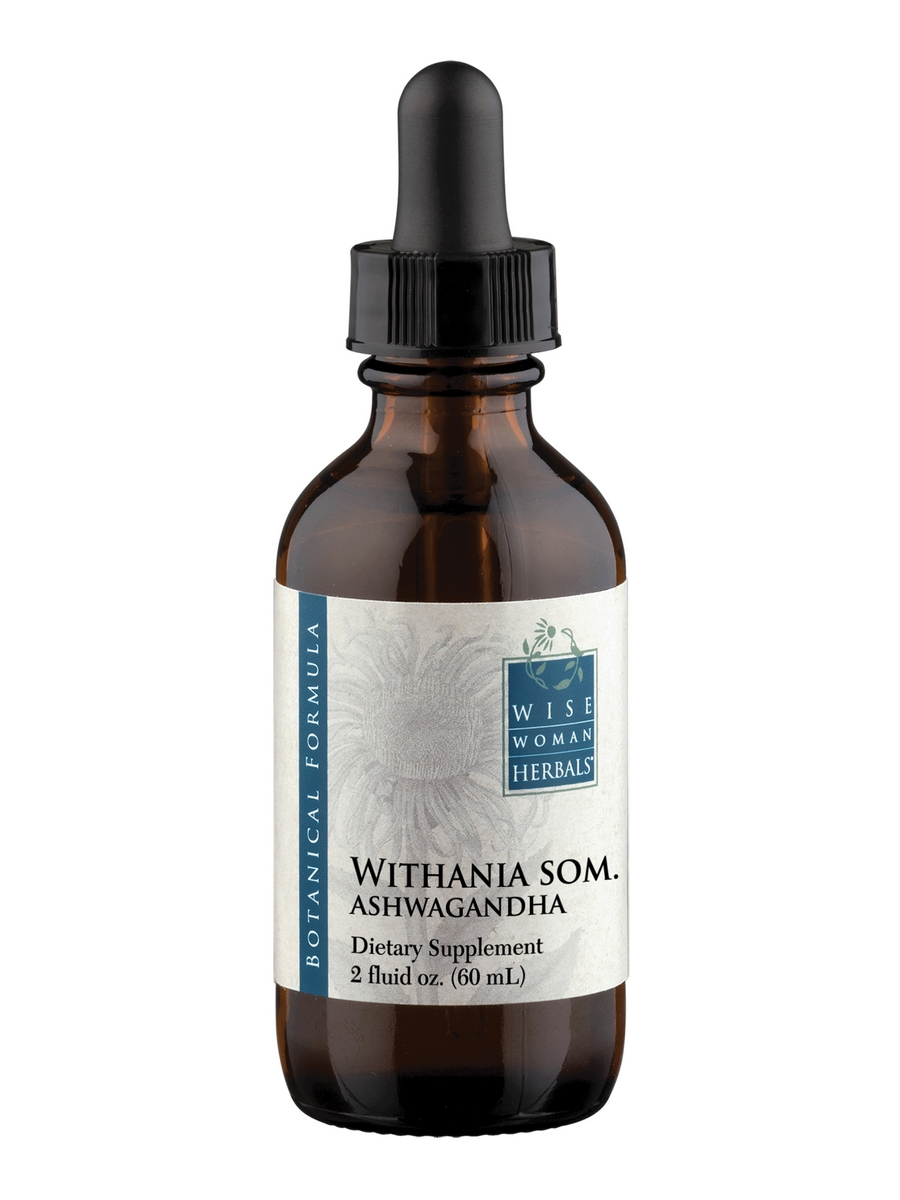 Ashwagandha (Withania somnifera) - 2 fl. oz (60 ml)