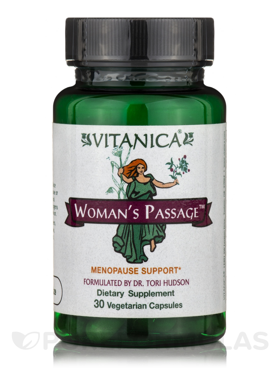 Woman's Passage - 30 Capsules