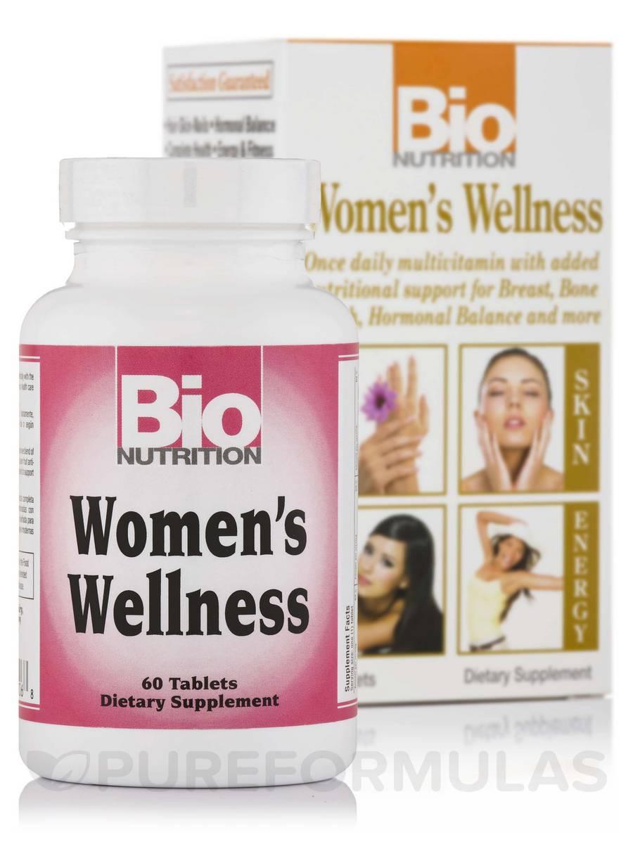 Women Wellness - 60 Tablets