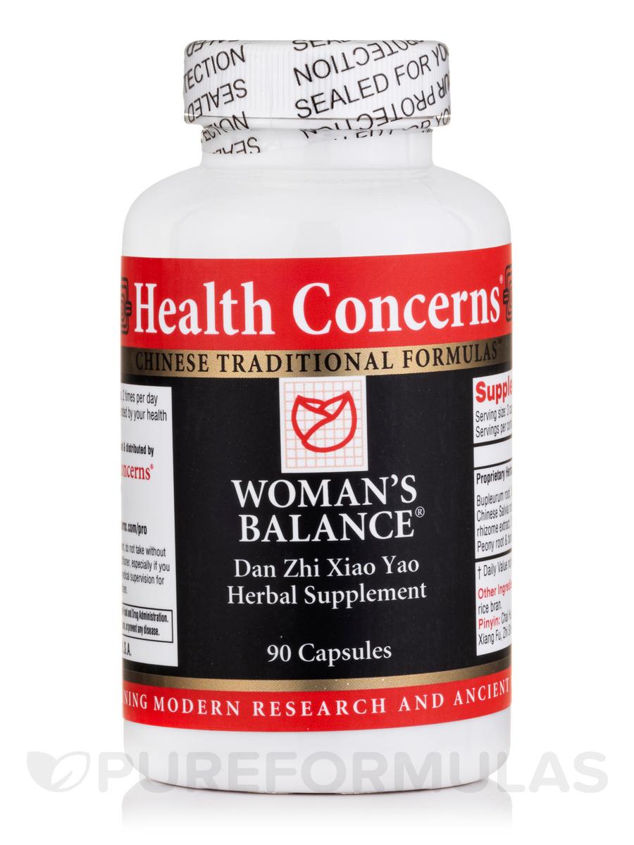 Woman's Balance - 90 Tablets