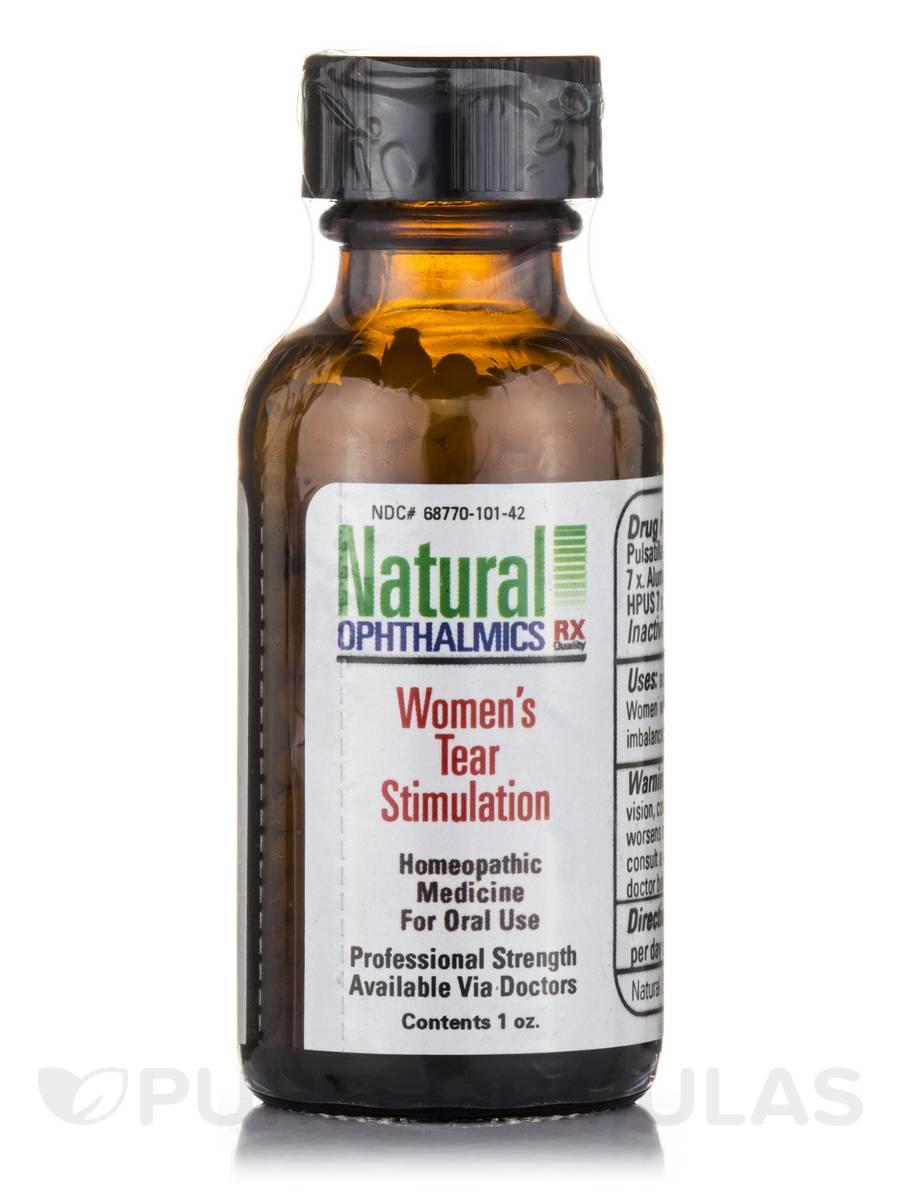 Women's Dry Eye Pellets Oral Use - 1 oz