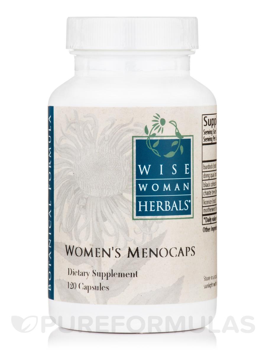 Women's Menocaps 408 mg - 120 Capsules