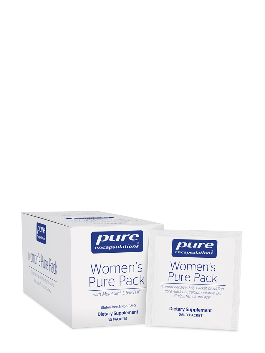Women's Pure Pack - 30 Packets