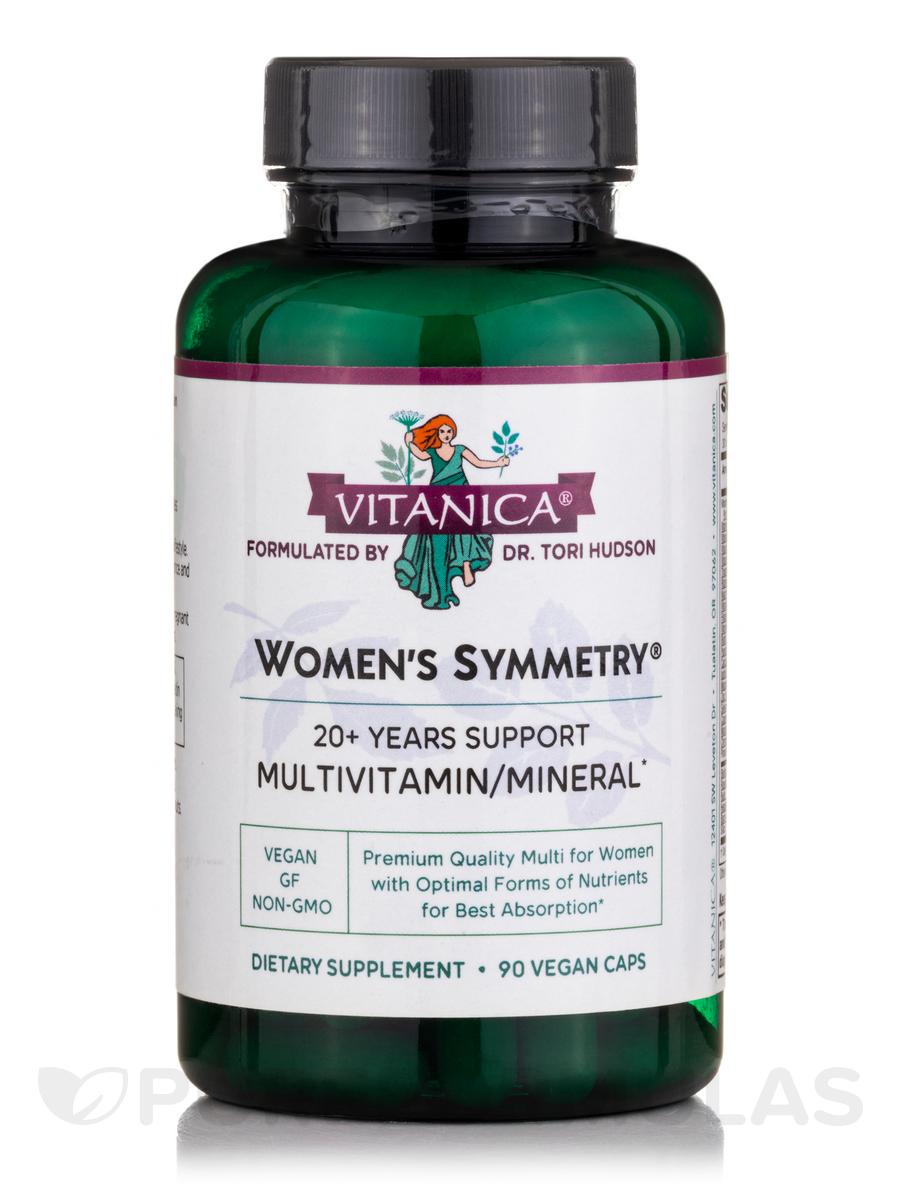 Women's Symmetry - 90 Vegetarian Capsules