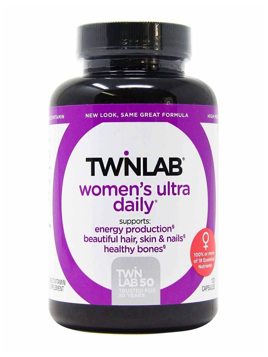 Women's Ultra Daily - 120 Capsules