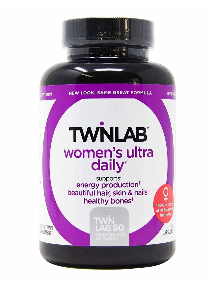 Women's Ultra Daily - 120 Capsules